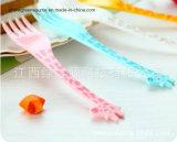 Greensource, пленка передачи тепла для симпатичных пластичных ножа и вилки