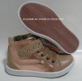 Enfants des chaussures de la fille courant les chaussures (415-4438)