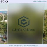 2mm-19mmの酸は指を搭載するガラスか曇らされたガラスを自由にエッチングした