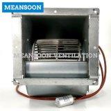 Ventilador centrífugo da entrada dupla na polegada para a ventilação de exaustão da cozinha