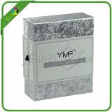 Caixa de empacotamento cosmética da escova luxuosa do olho