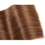 Extensões 100% brasileiras do cabelo do Virgin da venda por atacado