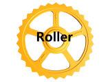 롤러 01 모터 주물 부속 또는 모터 프레임