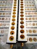 Capteurs solaires de caloduc avec différentes tubulures