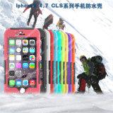 Cas imperméable à l'eau initial de couverture arrière de téléphone mobile de Redpepper pour l'iPhone 6/6s (RPCLS6G)