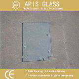 vidro Tempered de vidro recozido 8-12mm da força do vidro ou do calor do entalhe para a porta do chuveiro