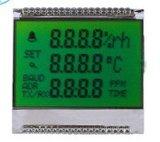 Affichage à cristaux liquides très réduit de dessin de la température d'écran LCD