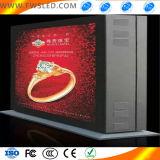 Vídeo sostenido a todo color LED de la alta definición que hace publicidad línea de la señalización de la máquina LED de la sola