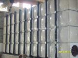 Envase del tanque de agua de /Rain del agua potable de la fibra de vidrio GRP de FRP/del agua del fuego