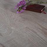 le chêne Eir huilé blanc de 12mm a appuyé le plancher américain conique de stratifié d'épreuve de l'eau de type