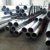 6082, 6061, pipe 6063 ronde en aluminium