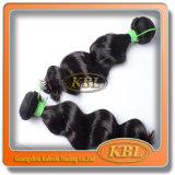 Дешевые бразильские свободные пачки волос волны