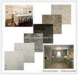 Quartzo /Artificial Marble Stone para Wall, Floor e bancada
