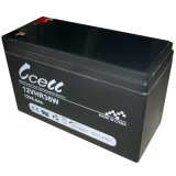CE/UL Approved 12vhr36W UPS Battery UPS-Battery 12V9.0ah Lead Acid Storage