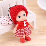 Weiche interaktive Minibaby-Puppe-Spielwaren für Mädchen und Jungen