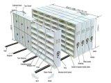 Het professionele Compacte Opschorten van de Opslag van het Dossier van het Gebruik van het Bureau