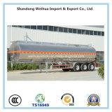 acoplado del carro del transporte de petrolero 40cbm del surtidor de China
