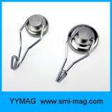 Magneten van de Koelkast van de Haak van de Wartel van het neodymium de Magnetische met Haak