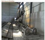 China Made Best Concrete Pólo Moulds para Sale, Prestressed Cement Pólo Making Machine