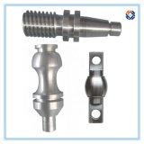 Peça de maquinaria de construção de peça de precisão de precisão em aço inoxidável