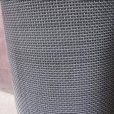 Malla de alambre de tela prensada para minería