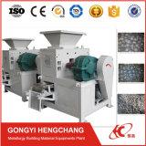 Machine de presse de briquette de charbon de bois de BBQ de quatre rouleaux