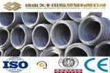 중국 공급자, SAE1008 열간압연 모양없이 한 철강선 로드