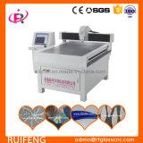 Lisamente máquina de estaca de vidro automática cheia de superfície de mármore elevada (RF800S)