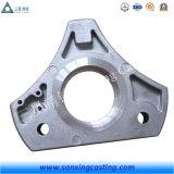 Часть CNC заливки формы алюминиевого сплава подгонянная частью подвергая механической обработке