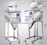 автоматический порошок кофеего 500-5000g и кофейное зерно веся машину завалки