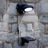 Alta luz solar brillante de la pared con el sensor de movimiento de PIR