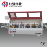 Hq4500asc Semi-automatique Edge Banding Machine / PVC Wood Woodworking Machine