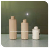 50ml-150ml High Class Round Series Pet Plastic Lotion Bottle con Acrylic Cap