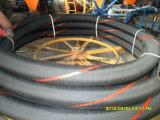 Tubo flessibile di gomma industriale multiuso di scarico di aspirazione del fango del vapore dell'olio dell'acqua dell'aria