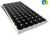 150W適用範囲が広いモノラルモノクリスタル太陽電池パネル