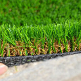 Artificial superior Grass para Landscaping U Shape Fiber Fs