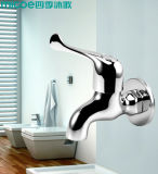 選抜しなさいハンドルの洗面器のコック(m-c400A)を