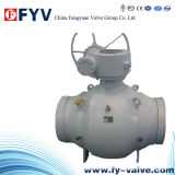 API 6D Fully Welded Pipeline Ball Valves