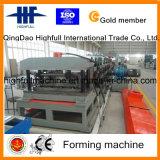 La placa de ánodo lamina la formación de la máquina en China