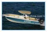 Aluminiumfischerei-Fahrzeug-Mittelkabine-Boote mit Hardtop