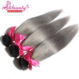 Prodotti fatti in capelli di Ombre del tessuto dei capelli umani del Virgin della Cina