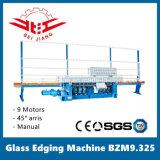 Línea recta de cristal máquina del ribete con 9 motores (BZM9.325)