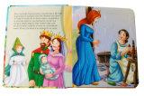 Libro del rompecabezas del niño con el Hardcover