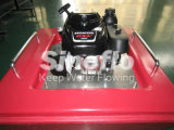 bomba de fuego flotante portable del motor de gasolina 5.5HP
