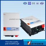 низкочастотной установленный стеной интегрированный инвертор солнечной силы 3kw/солнечный инвертор