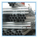 電流を通された鋼鉄円形の管