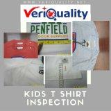 아이 Treeline t-셔츠 품질 관리와 검사 서비스