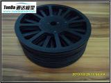 Protótipo rápido plástico do CNC de Shenzhen China