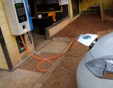 Chademo und CCS elektrisches Vehicle Charger