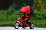 Трицикл 4 младенца Китая в 1 трицикле детей малышей